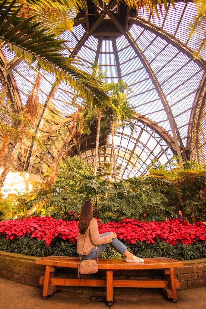 botanical building balboa park