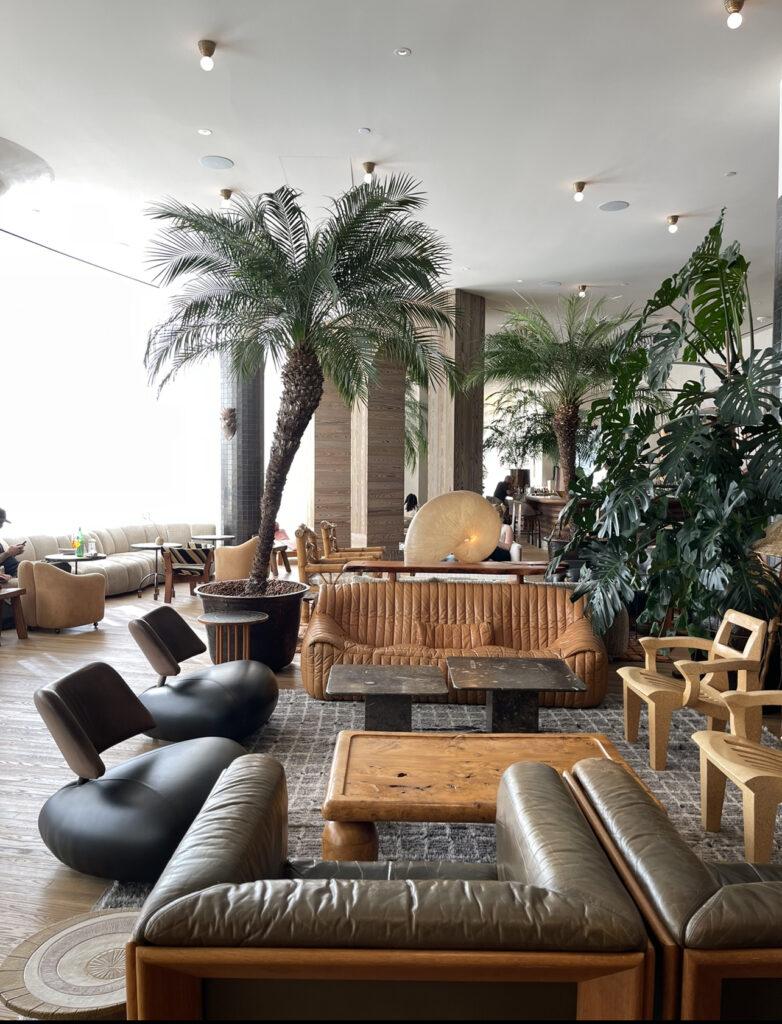 santa monica proper hotel interior