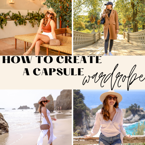 How to Create a Capsule Wardrobe: The Essentials