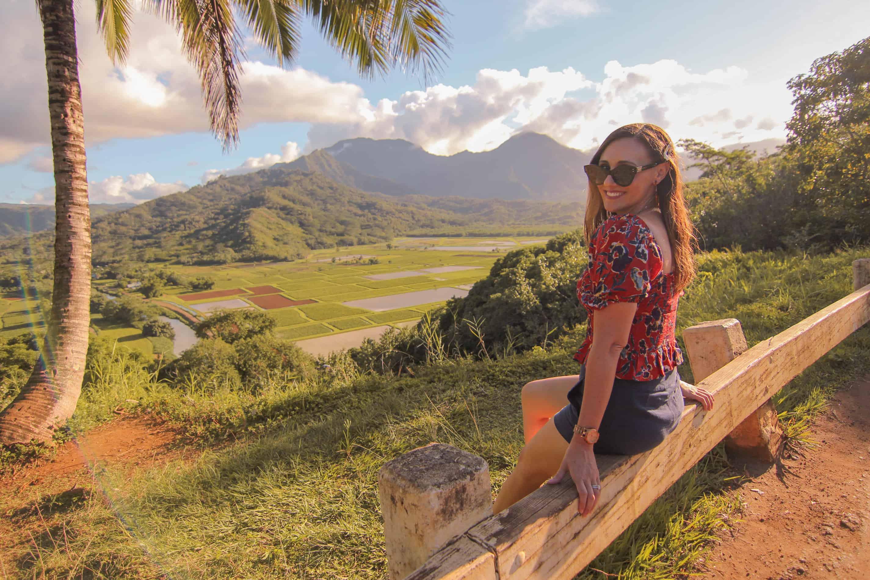 hanalei overlook kauai