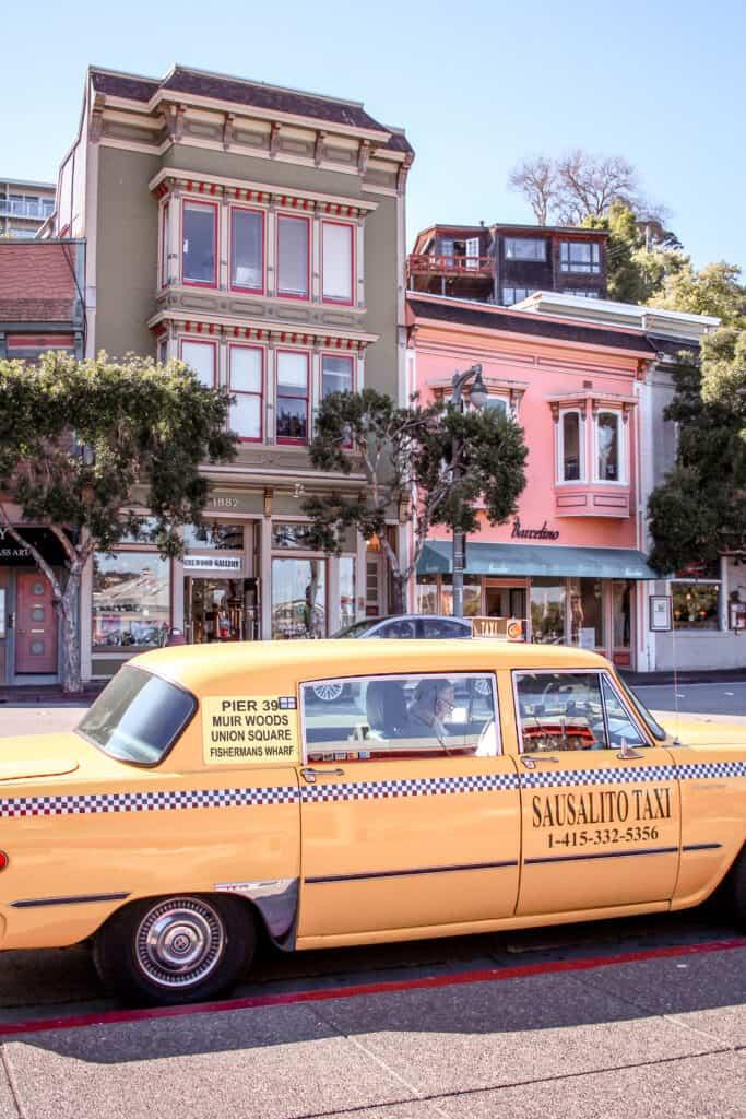 sausalito california main street