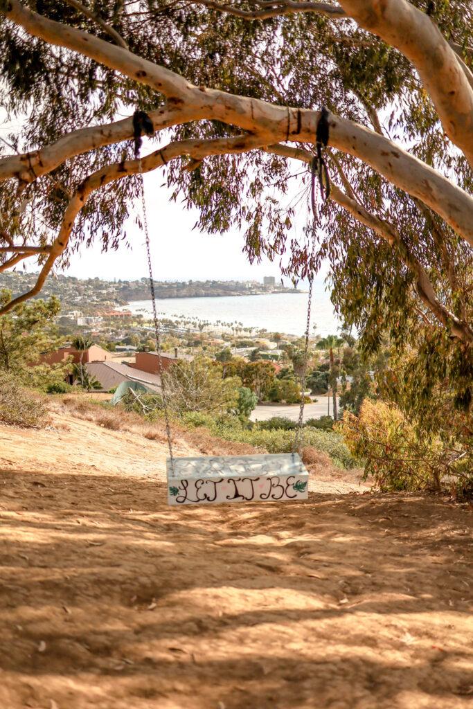 secret swing in la jolla