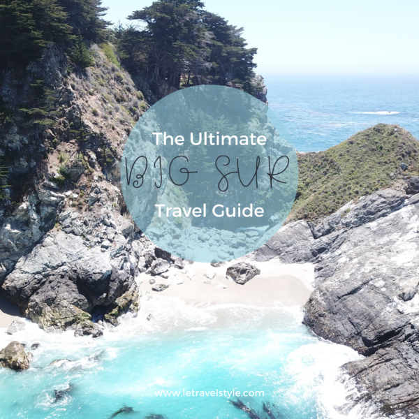 A Complete Guide to Visiting Big Sur