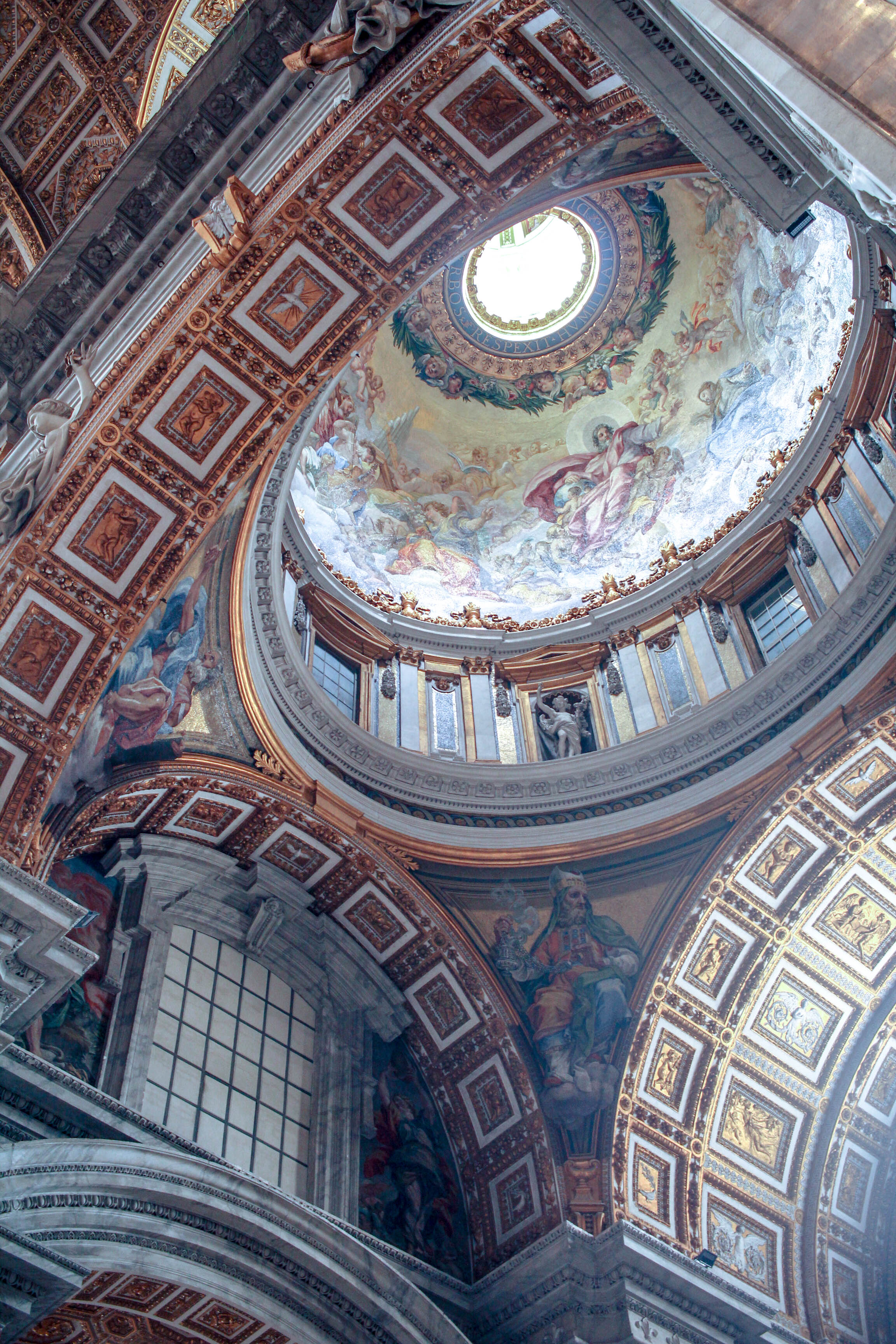 St. Peter's Basilica, Rome Italy