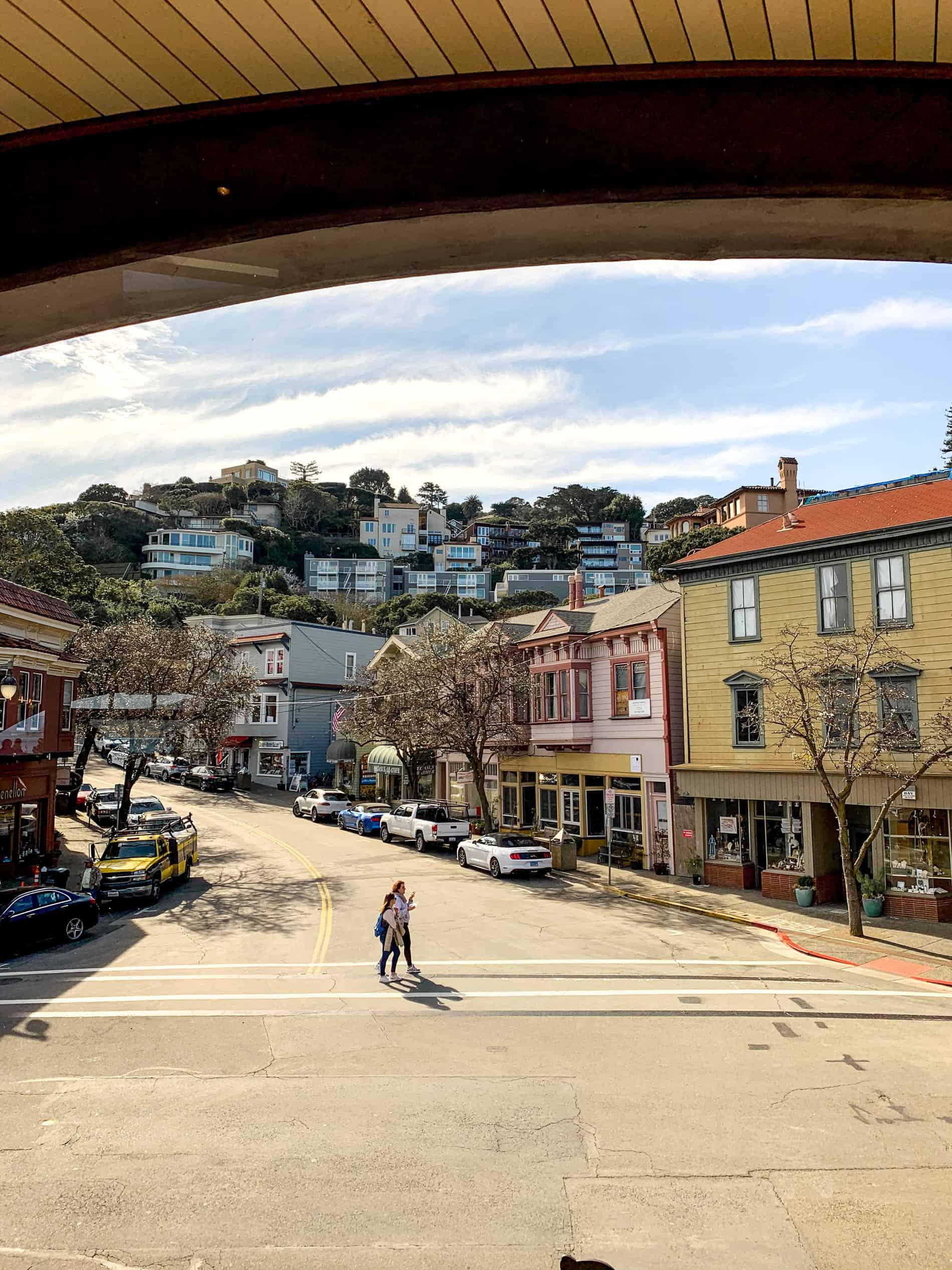sausalito downtown