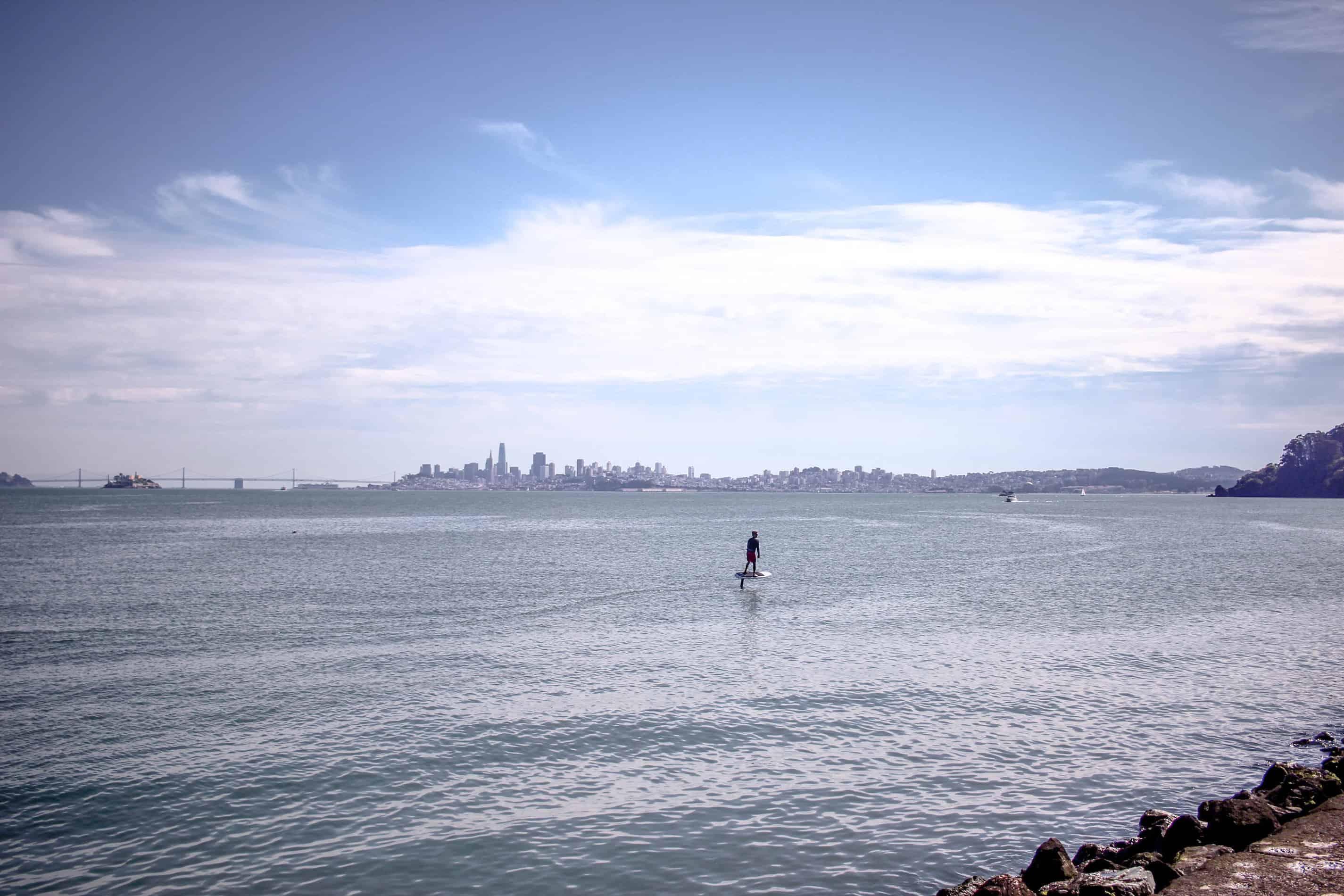 Sausalito bay view