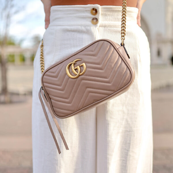 My Honest Gucci Marmont Shoulder Bag Review
