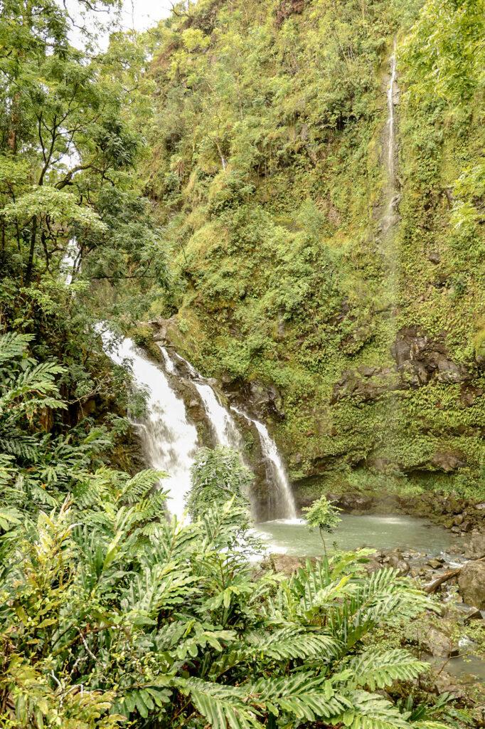 upper wakini falls