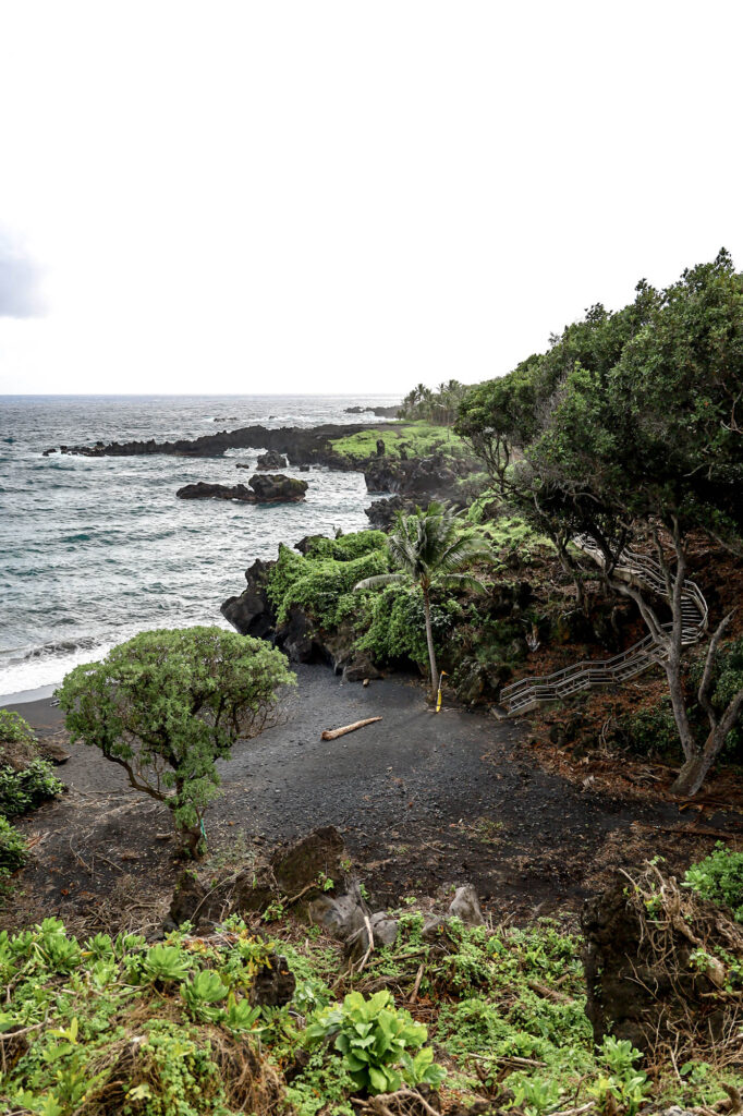 Showing results for waianapanapa mile marker Search instead for wainapanapa mile marker   Wai'anapanapa State Park