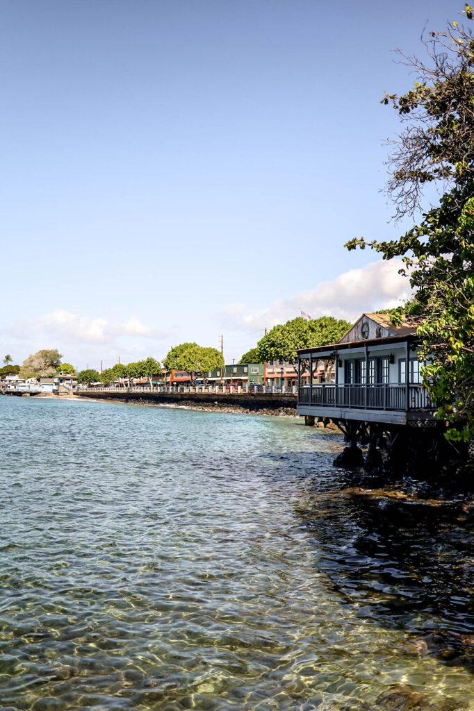 coast of lahaina maui