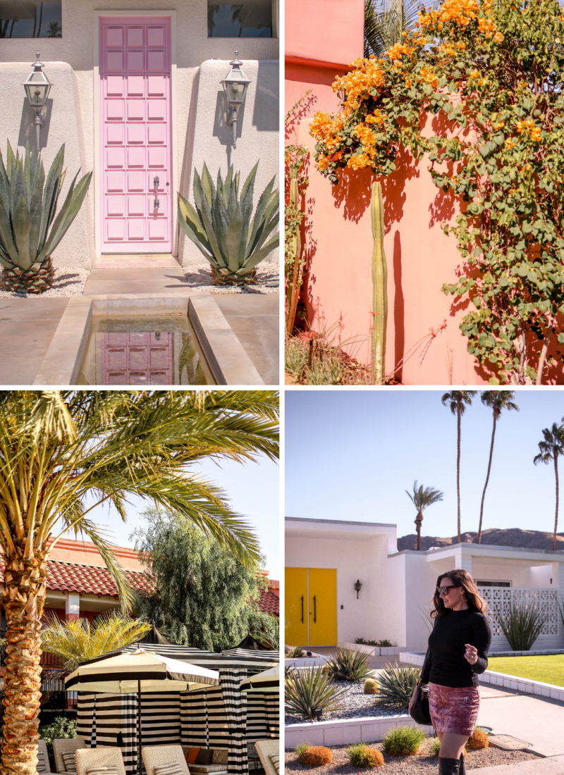 A Weekend Guide to Palm Springs, California