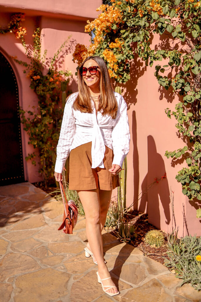 palm springs outfit