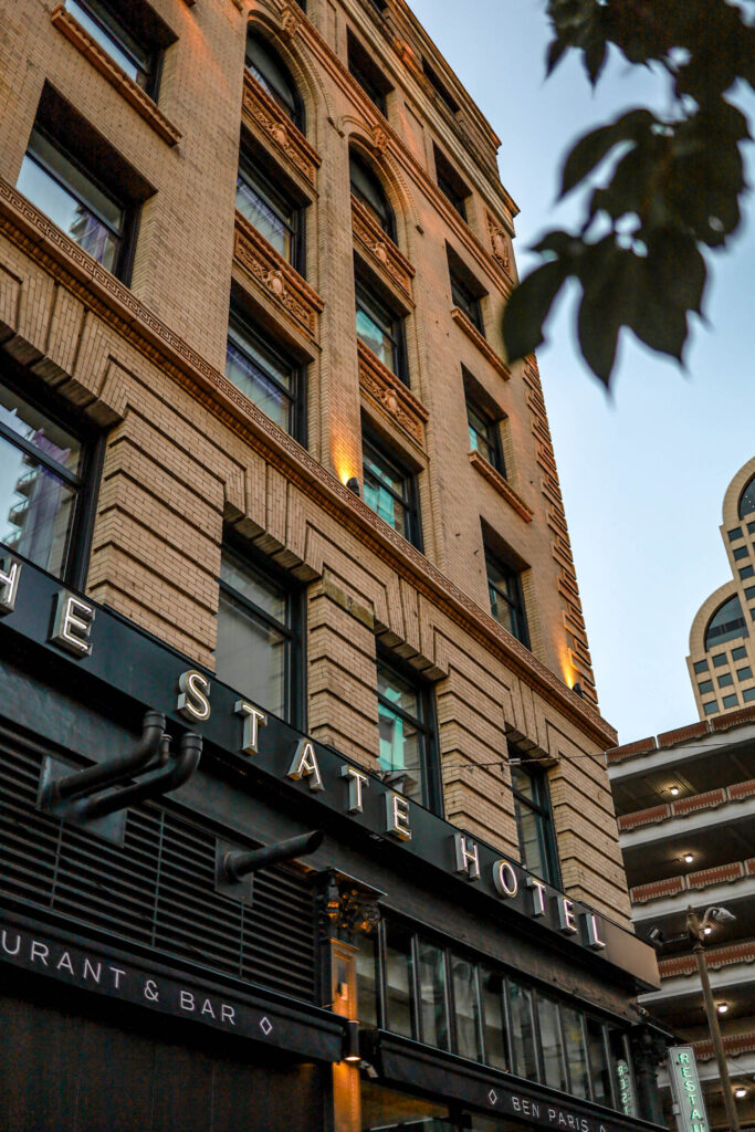 the state hotel seattle
